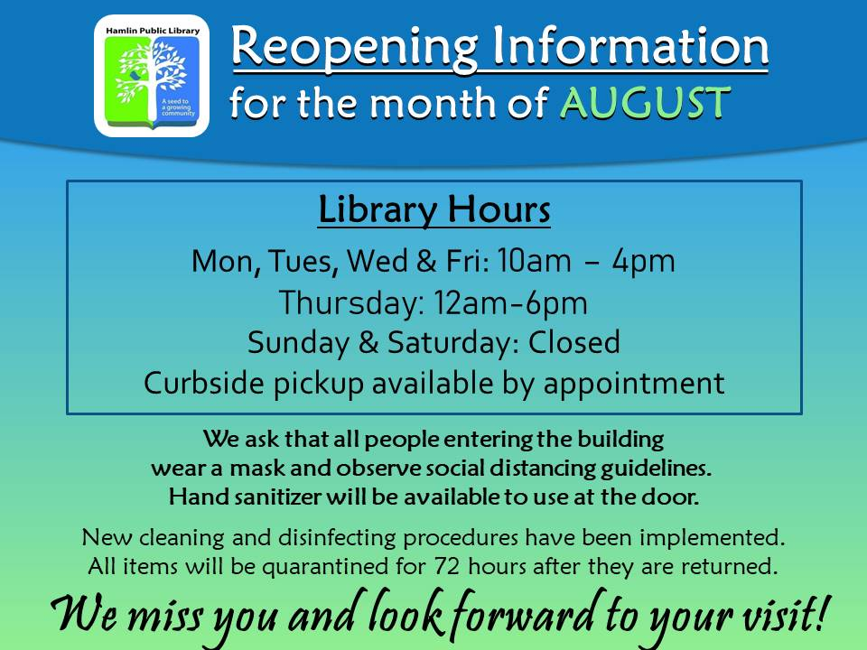 August_Opening_Hours&Guidelines